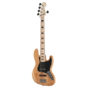 SQUIER by FENDER VINTAGE MODIFIED JAZZ BASS V NT Бас-гитара