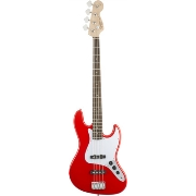 SQUIER by FENDER AFFINITY JAZZ BASS RW RACE RED Бас-гитара