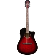 FENDER T-BUCKET 300-CE TRANS CHERRY BURST Гитара электроакустическая