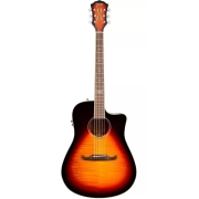 FENDER T-BUCKET 300-CE 3-COLOR BURST Гитара электроакустическая