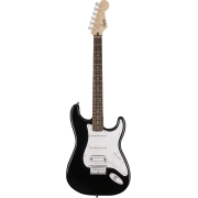 SQUIER by FENDER BULLET STRATOCASTER HT HSS BLK Электрогитара